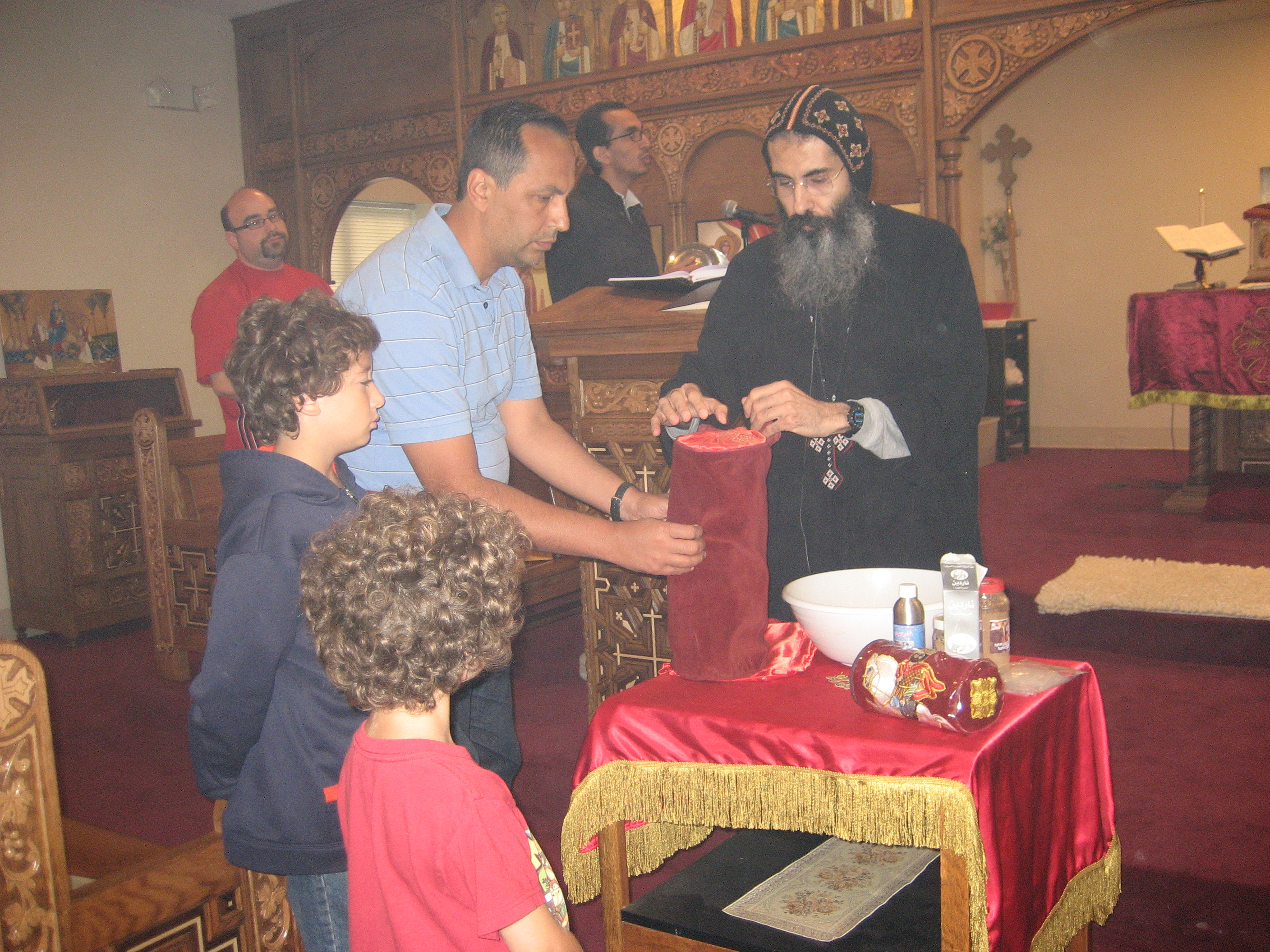 Relics Beatification