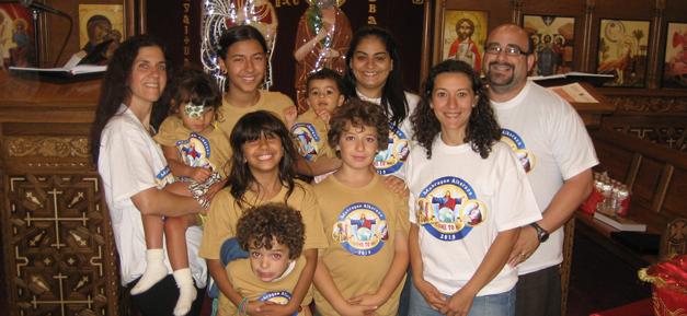 Sunday School Madison Coptic Church